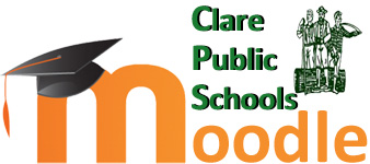 Clare Moodle Page